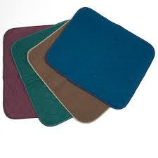Kozee washable Chair Pads Pack of 3