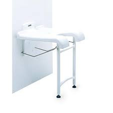 Invacare Aquatec Wall Mounted Shower Stool