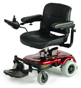 Rascal P321 Electric Mobility  Powered Wheelchair