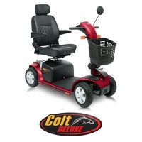 <strong>Pride Mobility Colt deluxe 6.5 mph Scooter</strong>