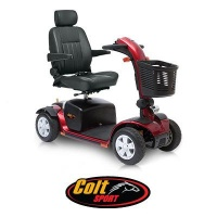 <strong>Pride Mobility colt sport 8 mph Mobility Scooter</strong>