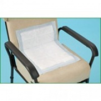 Disposable Bed & Chair Protectors 60 x 60 x 35