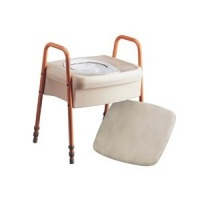 Adjustable Commode Stool AA2351