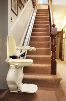 Brooks Lincoln Stairlift Comes with 2 year Warranty