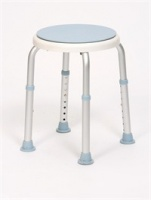 NEW! Bath Stool with Rotating Seat
