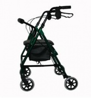 Days Lightweight 4 Wheeled Rollator 102