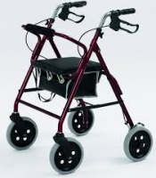 Days Lightweight 4 wheeled Rollator 105