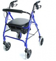 Days Lightweight 4 Wheeled Rollator 106