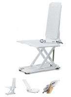Invacare Orca Reclining bath lift