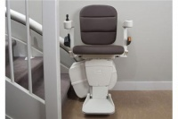 <strong>Freelift Van Gough Curved Stairlift</strong> with 2 year Warranty