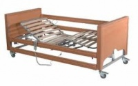 Casa Med Classic FS home Nursing Bed with Side Rails