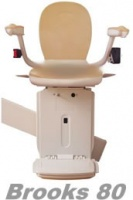 Brooks 80 Curved Stair lift