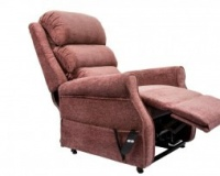 Kingsley single motor Rise & Recliner Now comes with a 3 year Warranty